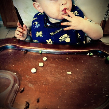Photo of HappyBaby Organic Gluten Free Finger Food for Babies Sweet Potato Puffs uploaded by Megan K.