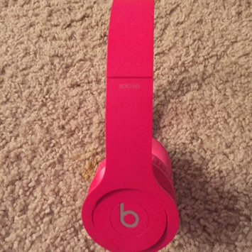 BEATS by Dr. Dre Beats by Dre Solo HD Drenched in White uploaded by Emily S.