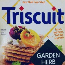 Photo of Nabisco Triscuit - Crackers - Baked Whole Grain Wheat Hint Of Salt uploaded by Liza F.