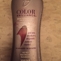 Ion Color Brilliance Semi-Permanent Hair Color Hot Red uploaded by Kiara L.