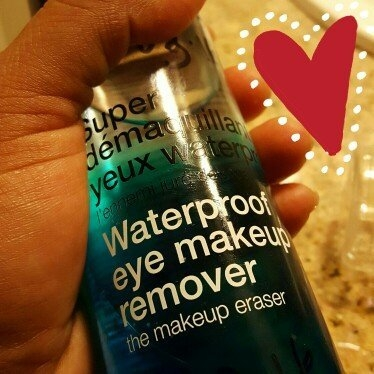 SEPHORA COLLECTION Waterproof Eye Makeup Remover uploaded by Bety P.