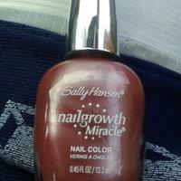Sally Hansen Nailgrowth Miracle Nail Color uploaded by galdina r.