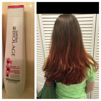 Photo of Matrix Biolage ColorLast Shampoo uploaded by Danielle S.