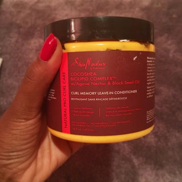 Photo of SheaMoisture Professional Curl Memory Leave In Conditioner uploaded by Kerri G.
