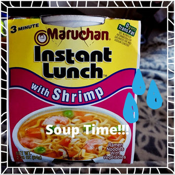 Maruchan Ramen Noodle Soup Shrimp Flavor uploaded by RosaMaria P.