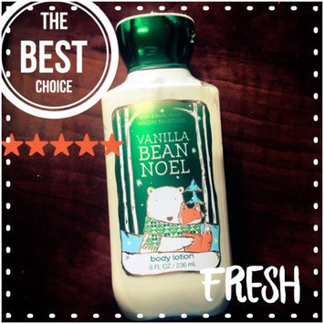 Photo of Bath & Body Works Vanilla Bean Noel Body Lotion uploaded by Calder W.