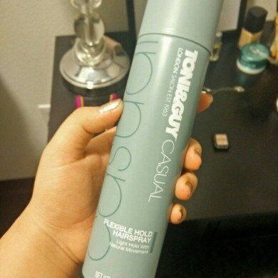 TONI&GUY Flexible Hold Hair Spray - 7.4 oz uploaded by Oneo V.