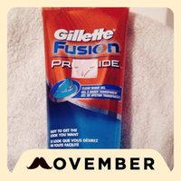 Gillette Fusion ProGlide Clear Shave Gel uploaded by Danielle C.
