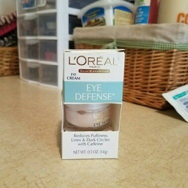 L'Oréal Dermo-Expertise Eye Defense uploaded by Mary K.