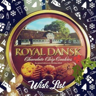 Photo of Royal Dansk Danish Butter Cookies uploaded by Andrea S.