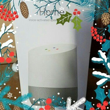 Photo of Google Home uploaded by Cassandra W.