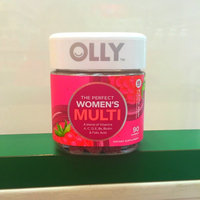 Olly The Perfect Women's Multi-Vitamin Blissful Berry Gummies uploaded by Leslye R.
