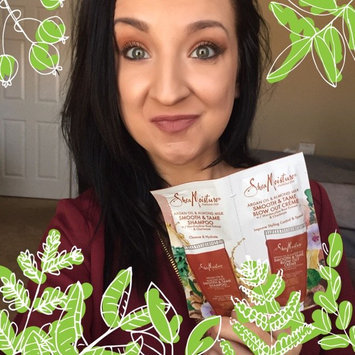 Photo of SheaMoisture Argan Oil & Almond Milk Smooth & Tame Shampoo uploaded by Brittany S.