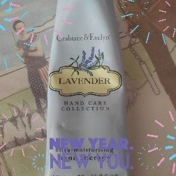Crabtree & Evelyn Lavender Hand Therapy uploaded by Lisa P.