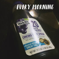 Welch's® Reduced Sugar Concord Grape Jelly uploaded by Stephany F.