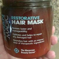 Argan Magic Restorative Hair Mask 8 Oz. Jar by Jocott Brands [1 Pack] uploaded by Madisyn J.
