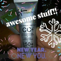 It Cosmetics CC+ Eye Color Correcting Full Coverage Cream Concealer SPF 50+ uploaded by Gea M.