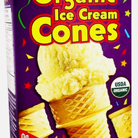 Let's Do Organic Organic Cones, 12 ct, 12 pk uploaded by Cheyenne B.