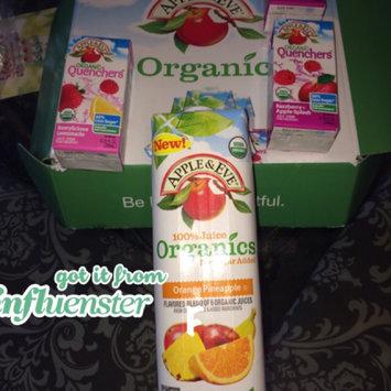 Photo of Apple & Eve® 100% Juice Organics Orange Pineapple Juice uploaded by Amie K.