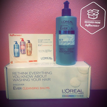 Photo of L'Oréal Paris Hair Expertise® EverCurl Cleansing Balm uploaded by Jasmine H.