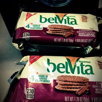 Nabisco® belVita® Cinnamon Brown Sugar Breakfast Biscuits 1.76 oz. Pack uploaded by Mary G.