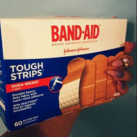 Band-Aid Brand Adhesive Bandages Tough Strips uploaded by Janinna H.