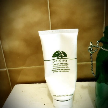 Origins Out Of Trouble 10 Minute Mask To Rescue Problem Skin uploaded by Nikki M.