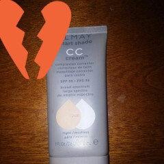 Almay Smart Shade CC Cream uploaded by stephanie f.