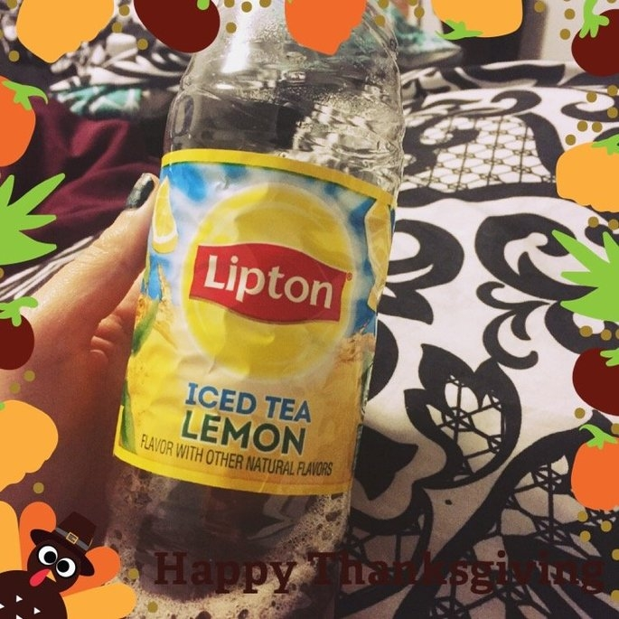 Lipton® Iced Tea with Lemon uploaded by Storm B.