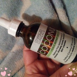 Concept Laboratories 7959389 Advanced Clinicals Coconut Oil 1.8 oz uploaded by Sabrina B.