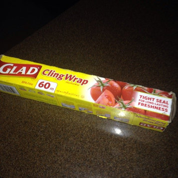 Glad ClingWrap Clear Plastic Wrap uploaded by Lacey F.
