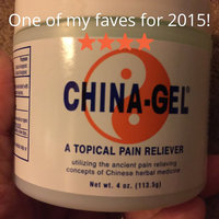 China-Gel 4 oz Jar uploaded by Colleen L.