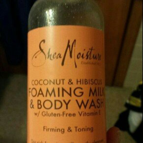 SheaMoisture Organic Shea Butter Wash uploaded by Kelly B.