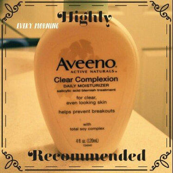 Photo of Aveeno® Clear Complexion Daily Moisturizer uploaded by Brittany R.