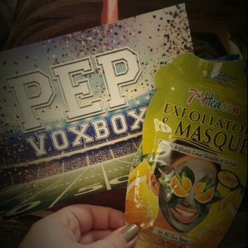 Photo of 7th Heaven Exfoliator & Masque Black Lava & Orange Peel uploaded by Kristen J.