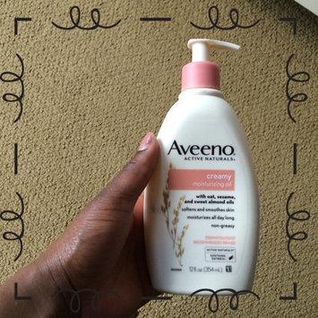 Aveeno Creamy Moisturizing Oil uploaded by Eboni W.