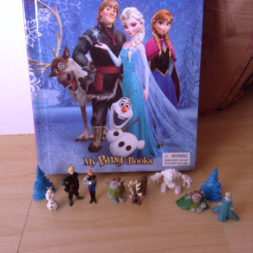 Photo of Disney Frozen My Busy Book uploaded by Norlaila T.