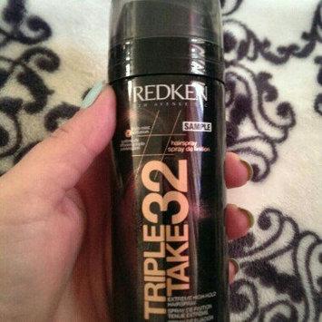 Redken Triple Take 32 Hairspray - 9 oz. uploaded by Sara B.