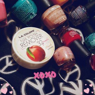 L.A. Colors Nail Polish Remover Pads  uploaded by Faith D.