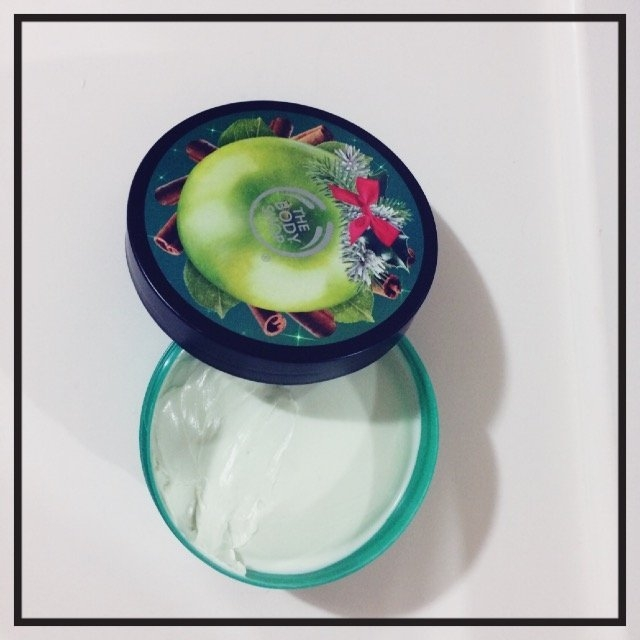 The Body Shop Spiced Apple Body Butter uploaded by Sahar M.