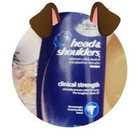 Head & Shoulders Clinical Strength Dandruff Shampoo uploaded by Helen F.