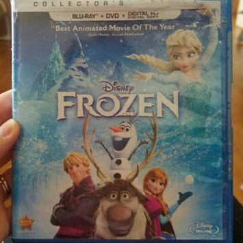 Frozen (Blu-ray + DVD + Digital HD) (Widescreen) uploaded by Amanda F.