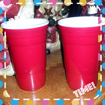 Photo of Solo Squared Plastic Cup - 18 oz, 30 ct - Assorted Colors uploaded by Daniela S.