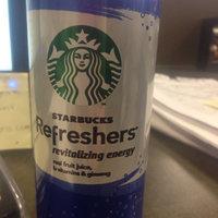 STARBUCKS® Refreshers™ Blueberry Acai uploaded by Holli K.