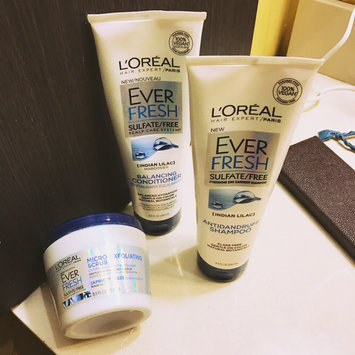 L'Oreal Paris Ever Fresh Anti Dandruff Shampoo uploaded by Tara C.