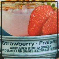 Liberte® Baja Strawberry Organic Whole Milk Yogurt uploaded by Erin D.