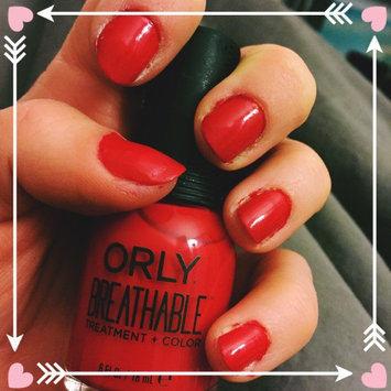 Photo of Orly Breathable Treatment + Color Nail Polish uploaded by Rio I.