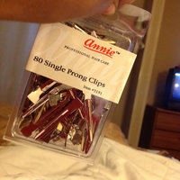 Annie Single Prong Clips uploaded by Lonnesha D.