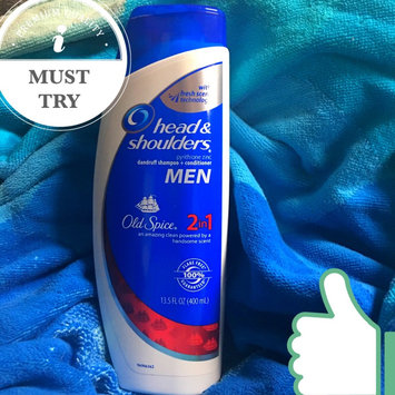 Photo of Head & Shoulders Old Spice 2-in-1 Anti-Dandruff Shampoo + Conditioner uploaded by Joshua H.