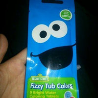Sesame Street Fizzy Tub Color 6 Count uploaded by Ashlee B.